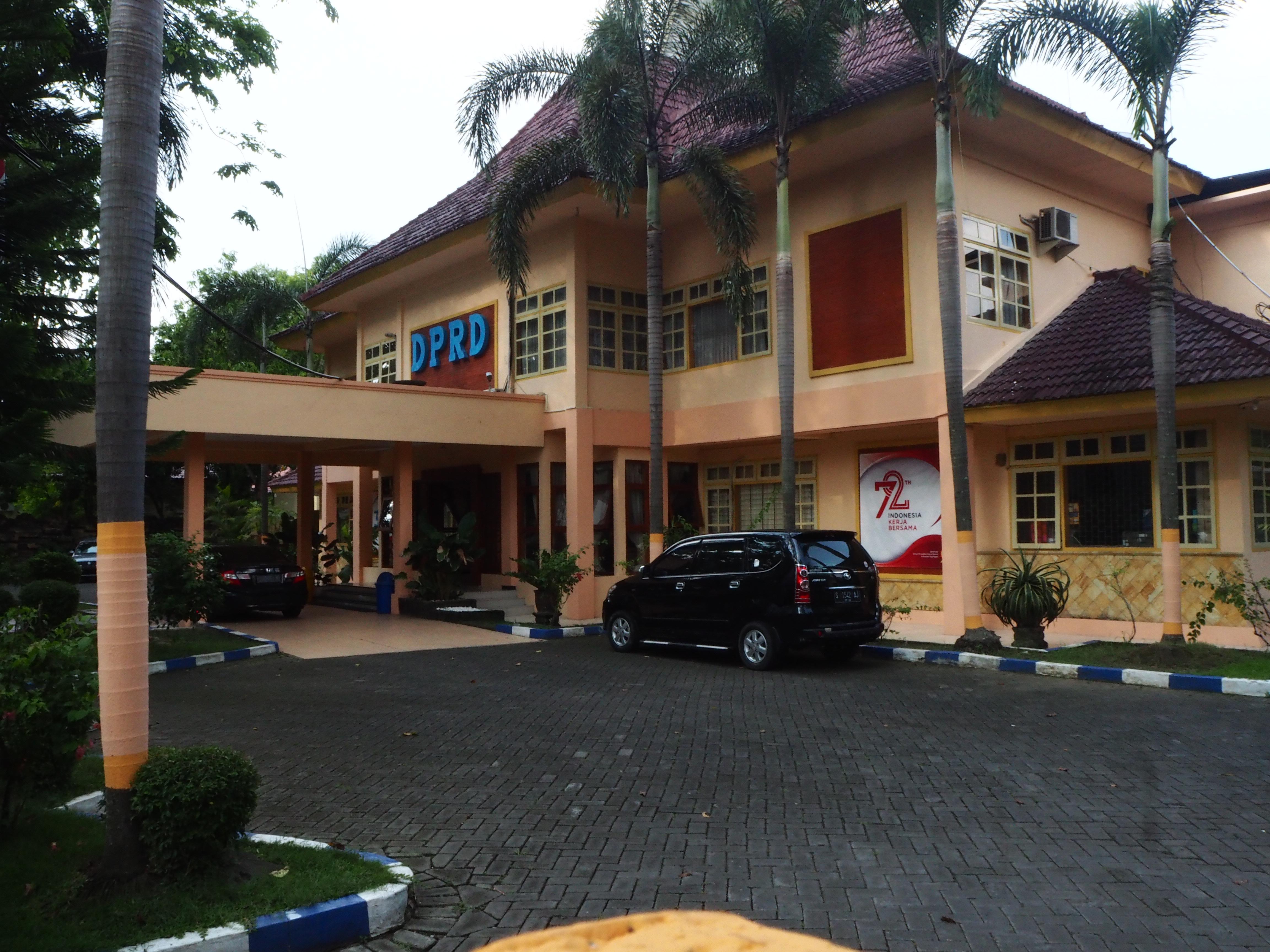 Selamat Datang di,<BR>Situs Website Sekretariat DPRD Bojonegoro